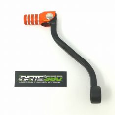 Leva cambio NRT anodizzata arancio KTM